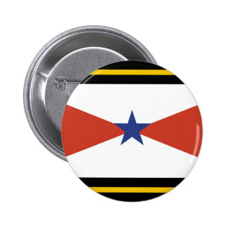 Akha People flag Thailand ethnic Pinback Buttons