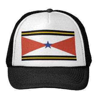 Akha People flag Thailand ethnic Hat