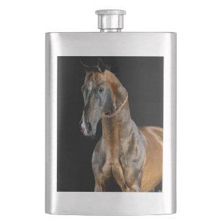 Akhal-Teke Horse Flask