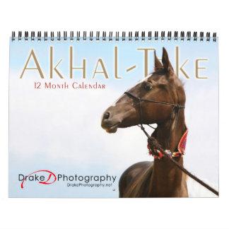 Akhal-Teke Horses Calendar