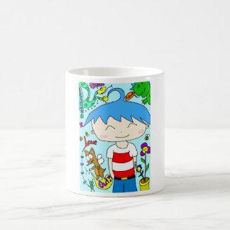 Aki-Kun Coffee Mug