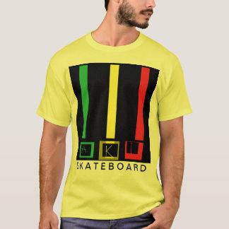 AKI skateboard TEAM logo T-Shirt