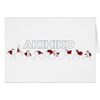 Akihiko - I've been waiting for this! Card
