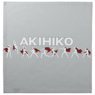 Akihiko - I've been waiting for this! Cloth Napkin