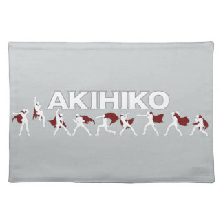 Akihiko - I've been waiting for this! Cloth Placemat