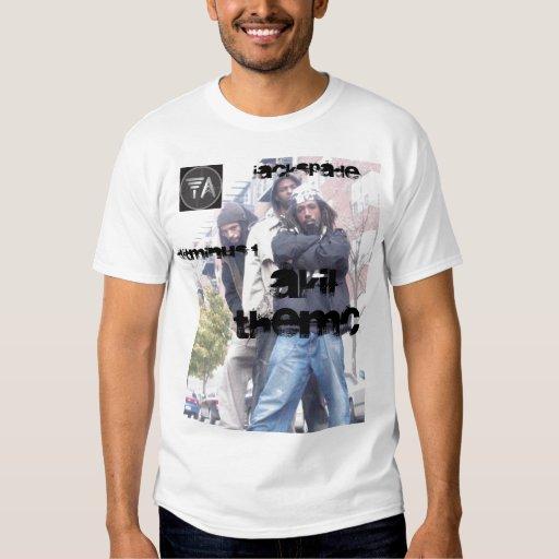 Akil the Mc 2008 MidWestTour T Shirt