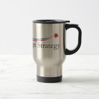 Akins Campaign Strategy Mug