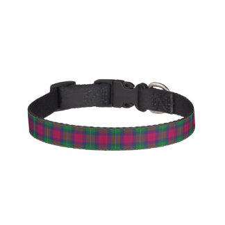 Akins Family Tartan Pet Collar