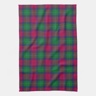 Akins Scottish Tartan Plaid Hand Towel