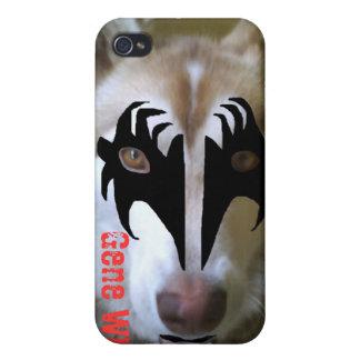 Akira Kiss Gene Who? iPhone Cover iPhone 4 Cover