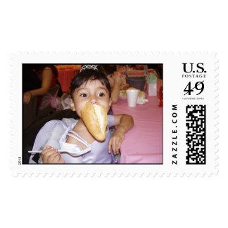 Akire's Dazzles Postage Stamp
