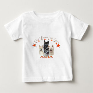 Akita Can't Have Just One T-shirt