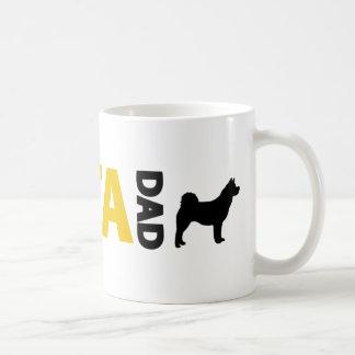 Akita Dad Coffee Mug