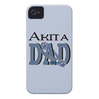 Akita DAD iPhone 4 Case