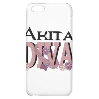 Akita DIVA iPhone 5C Case