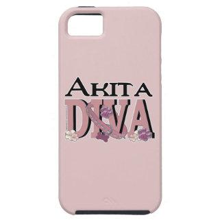 Akita DIVA iPhone SE/5/5s Case