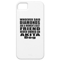 Case-Mate Vibe iPhone 5 Case with Akita Phone Cases design