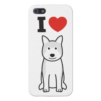 Akita Dog Cartoon iPhone 5 Covers