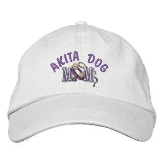 Akita Dog Mom Baseball Cap