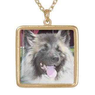 Akita dog necklace