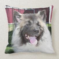 Akita dog pillows