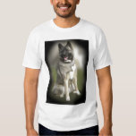 Akita dog t shirt