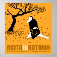 Akita in Autumn (24