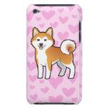 Akita Inu/amor de Shiba Inu iPod Touch Protector