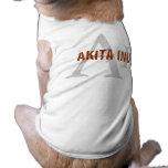 Akita Inu Breed Monogram Tee
