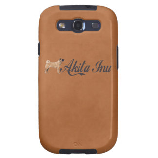 Akita Inu Samsung Galaxy S3 Covers