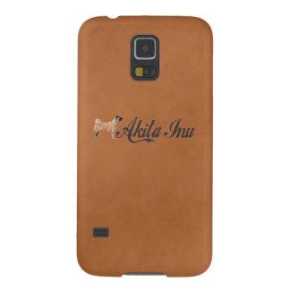 Akita Inu Galaxy S5 Case