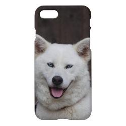iPhone 7 Case with Akita Phone Cases design