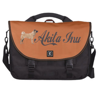 Akita Inu Commuter Bag