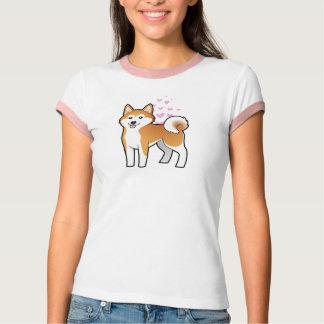 Akita Inu / Shiba Inu Love Shirt