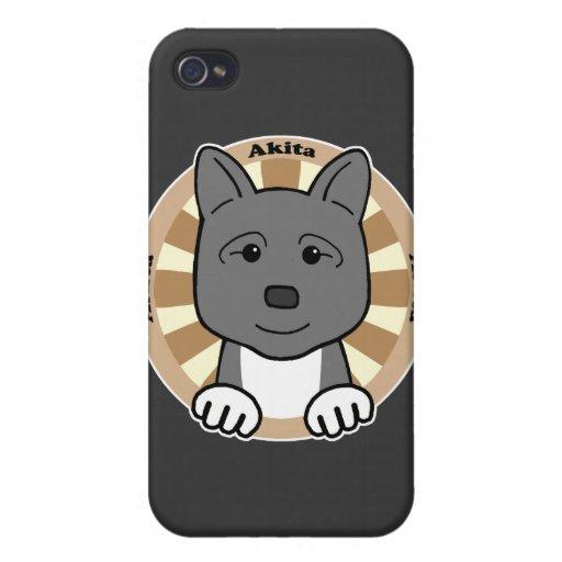 Akita iPhone 4/4S Carcasa