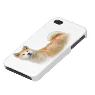 Akita iPhone 4 Carcasa