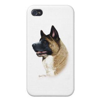 Akita iPhone 4/4S Covers