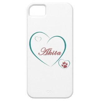 Akita Love iPhone 5 Cover