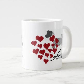 Akita Love Premium Jumbo Mug