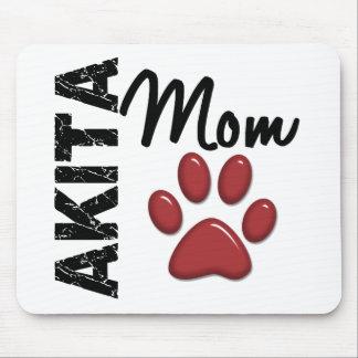 Akita Mom 2 Mouse Pad