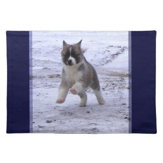 Akita Pup Placemat