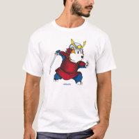 Akita Samurai T-Shirt