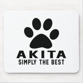 Akita Simply the best Mousepad