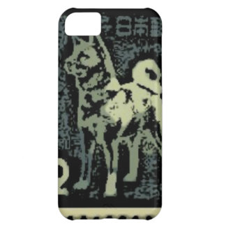 Akita Stamp Case For iPhone 5C