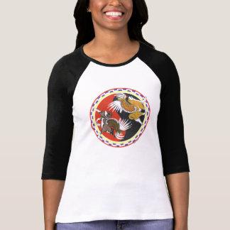 Akita Yin and Yang Shirts