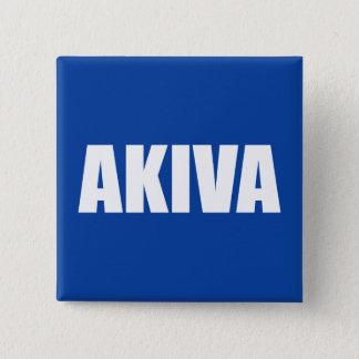 Akiva Pinback Button
