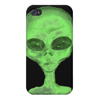 AkLien Caze iPhone 4 Cover