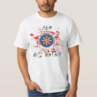 Ako ang batas front and pasaway republic back t shirt