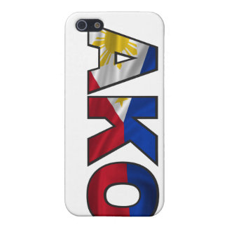 AKO -Philippines Flag iPhone 5 Covers