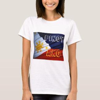 ako pinoy de Filipinas Playera